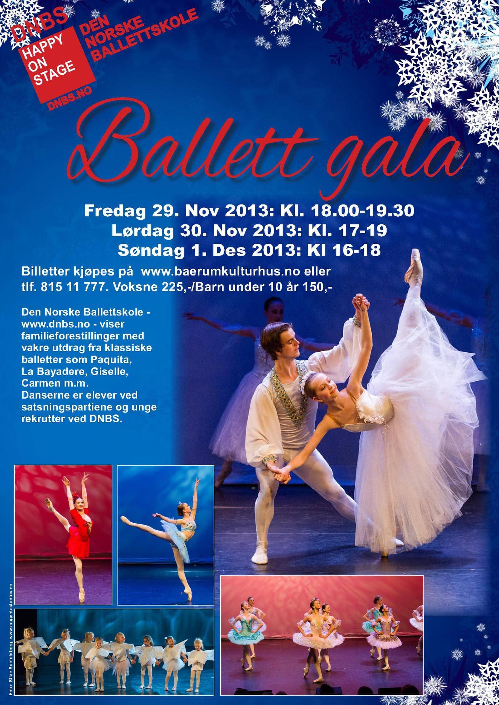 ballettgalaforestilling plakat jul 2013 bærum kulturhus_1 - Kopi