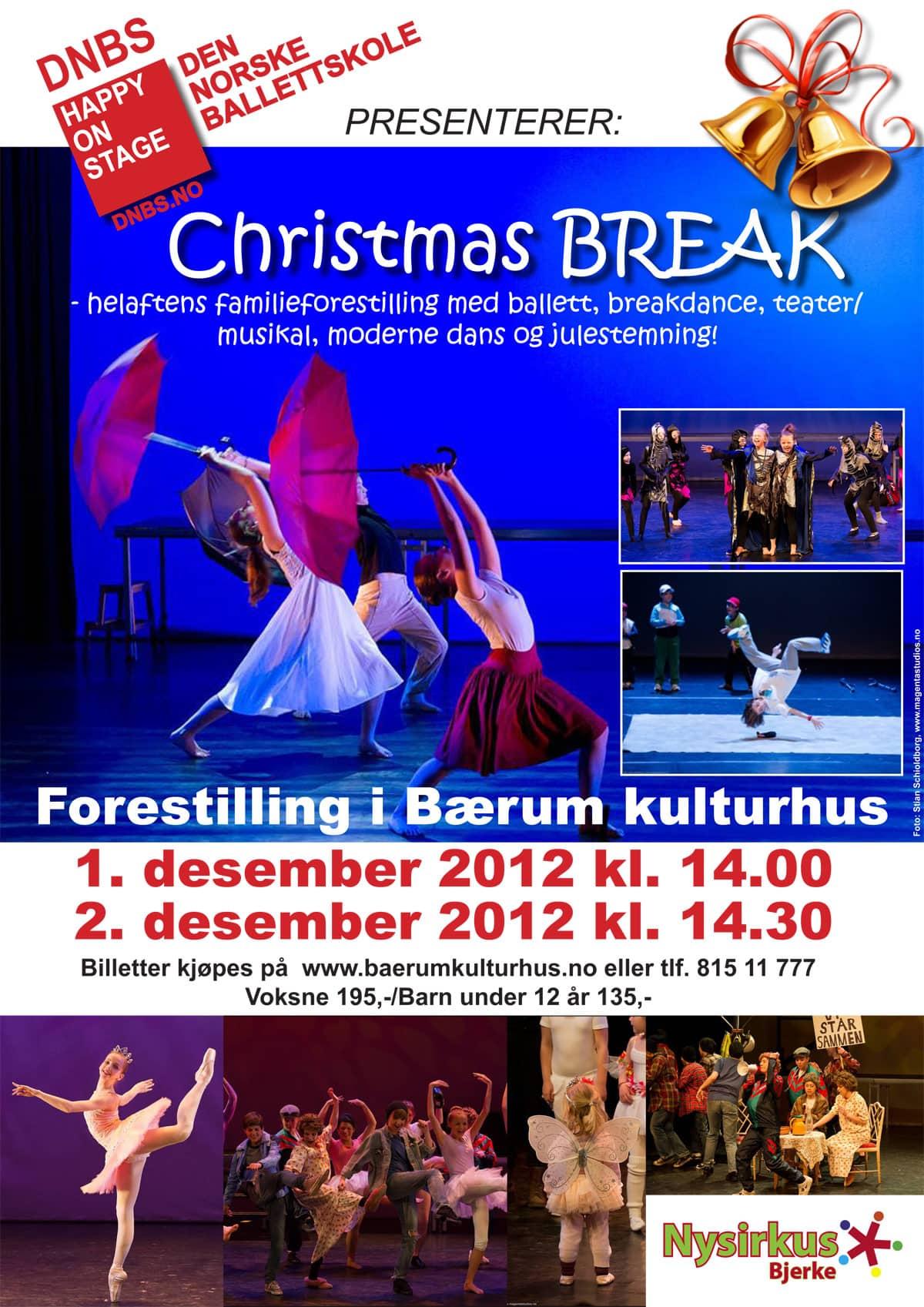 christmasbreak2012plakat