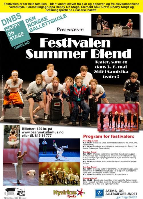 summerblend2012
