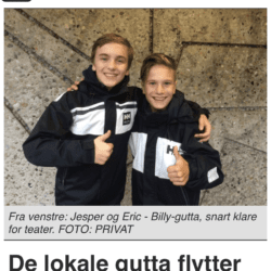 Nordre Aker Budstikke, september