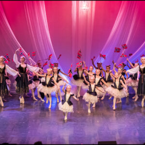 Ballett barn og ungdom