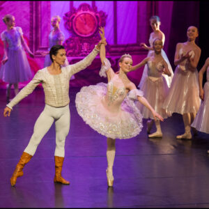 Ballett satsning 8-18 år