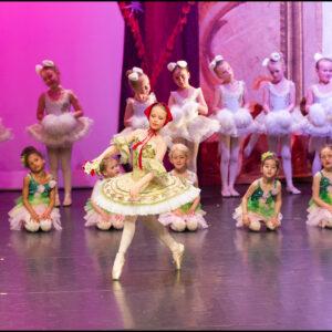 Ballett satsning 5-8 år