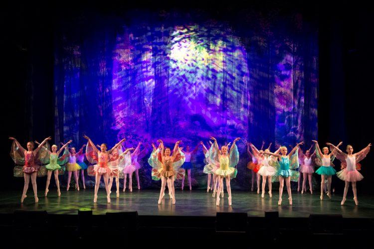 Ballettforestillinger 2.-3. november 2019, Rønningen folkehøyskole