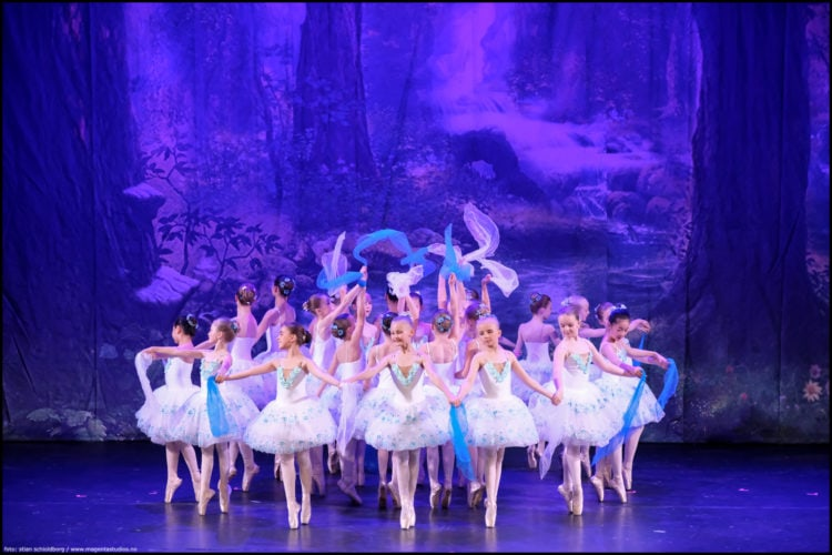 Ballett galla 9.-10. mai 2020 på Chateau neuf!