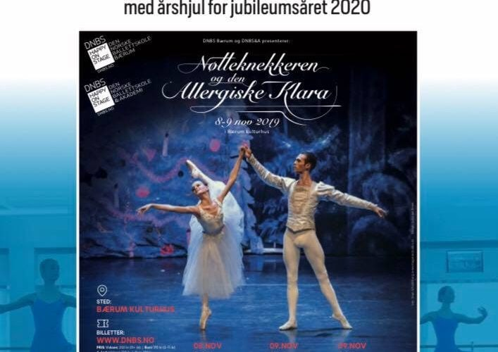 Årsrapport 2019 med årshjul for jubileumsåret 2020